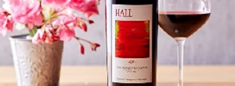 "A Taste of HALL - feat. ""Diamond Mountain"" Cabernet, with Chef Laura Fox"