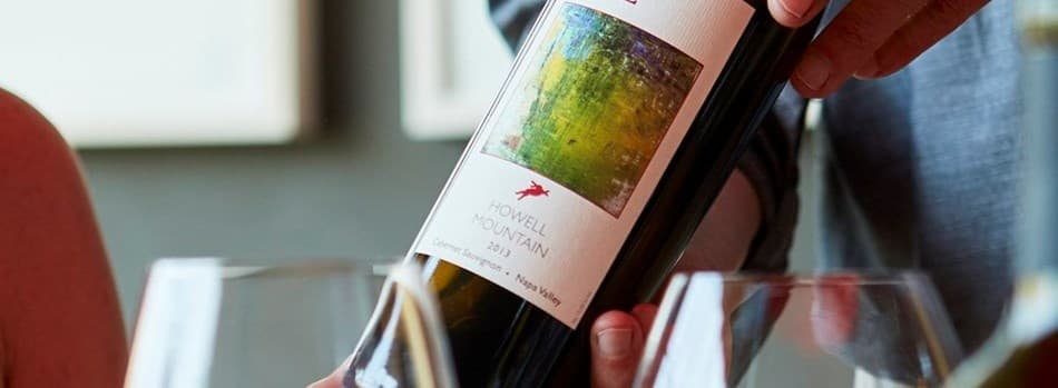 """A Taste of HALL - feat. """"Howell Mountain"""" Cabernet, with Chef Chris Aken"""