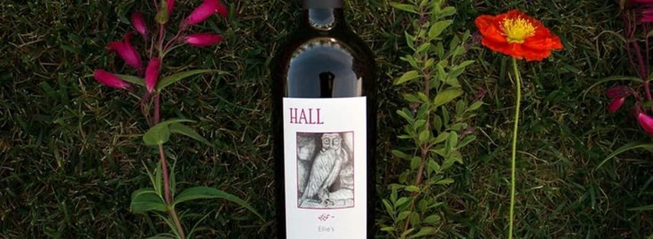 "A Taste of HALL - feat. ""Ellie's"" Cabernet, with Chef Laura Fox"