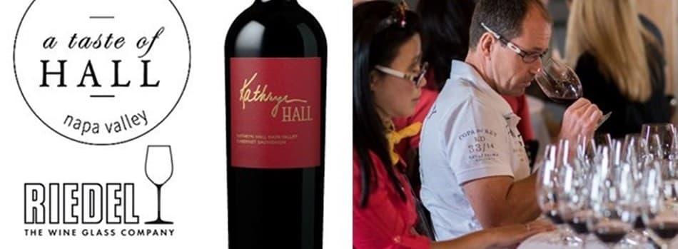 "A Taste of HALL - feat. ""Kathryn Hall"" Cabernet"