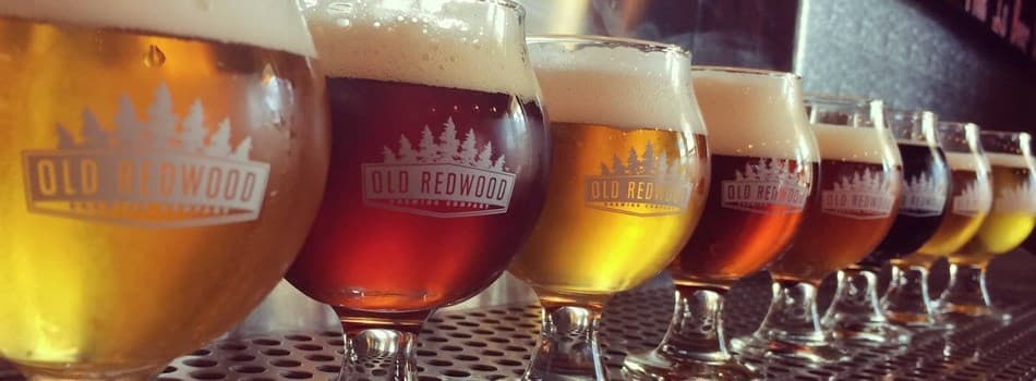 Purchase Tickets to The 12 Beers of Christmas at Old Redwood Brewing Company on CellarPass