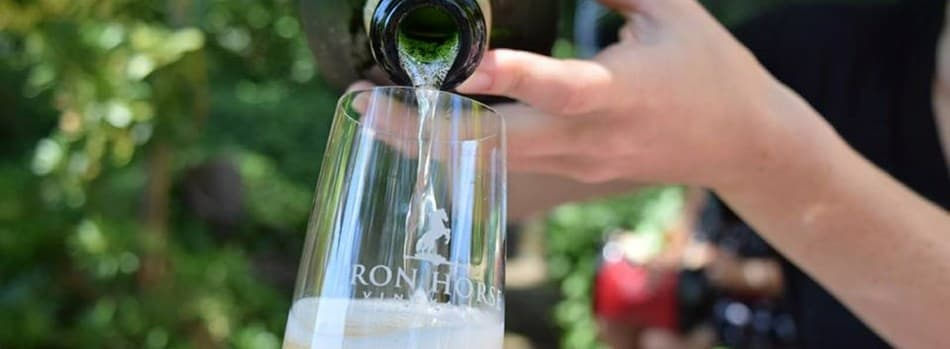 Purchase Tickets to Celebrate Earth Day in Green Valley at Iron Horse Vineyards on CellarPass