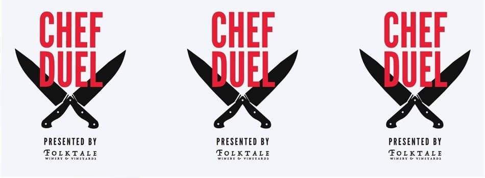 "Purchase Tickets to ""Chef Duel"" Competition March - SOLD OUT at Folktale Winery & Vineyards on CellarPass"