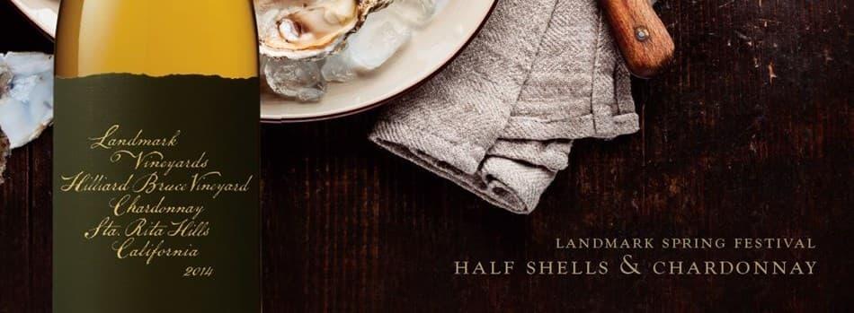 Half Shells and Chardonnay
