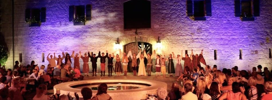 Purchase Tickets to Celebrating 'Shakespeare Under the Stars' at Buena Vista Winery at Buena Vista Winery on CellarPass
