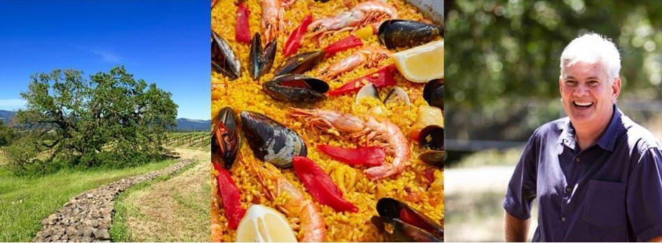 Etude Pinot & Paella Lunch