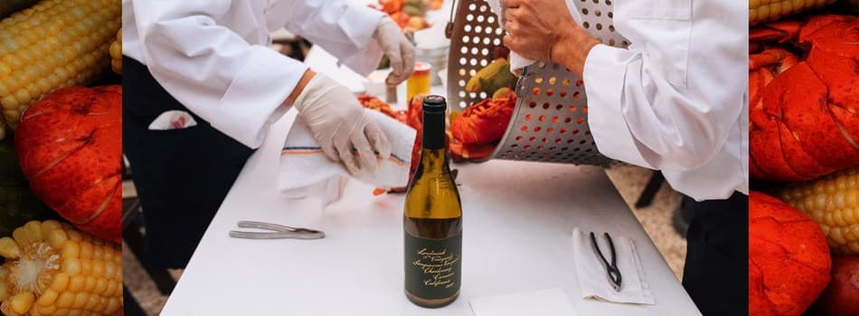 Purchase Tickets to 2019 Landmark Lobster Feed at Landmark Vineyards on CellarPass