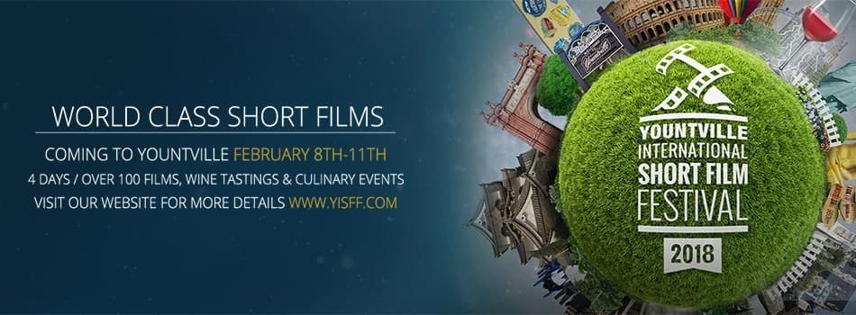Purchase Tickets to Yountville International Short Film Festival at Yountville International Short Film Festival on CellarPass