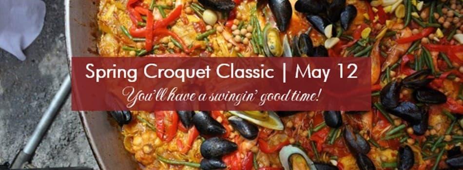Spring Croquet Classic