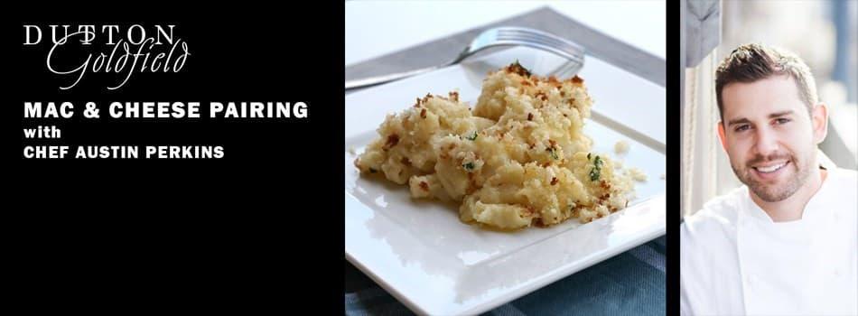 Mac & Cheese Pairing