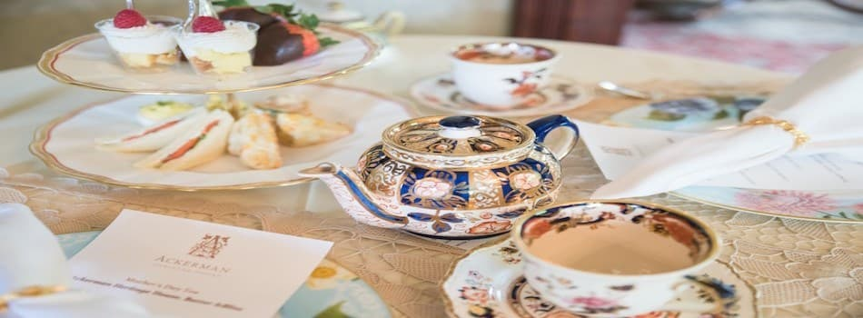 Purchase Tickets to Ackerman Afternoon Tea & Tour at Ackerman Family Vineyards on CellarPass