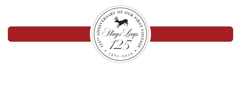 Purchase Tickets to 125th First Vintage Anniversary Celebration at Stags' Leap Winery on CellarPass