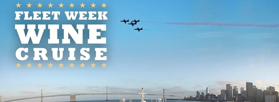 Purchase Tickets to Fleet Week Wine Club Cruise at Provenance Vineyards on CellarPass