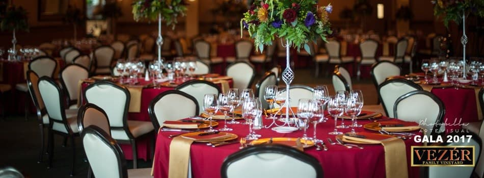 Purchase Tickets to 2019 Chieftain Black & Red Gala at Vezer Family Vineyard on CellarPass