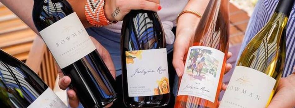 Purchase Tickets to Co-Winemaker Dinner with Bowman Cellars & Jaclynn Renée Wines at Bowman Cellars on CellarPass