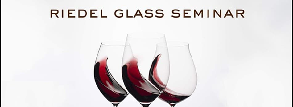 Riedel Glass Seminar at Concannon Vineyard
