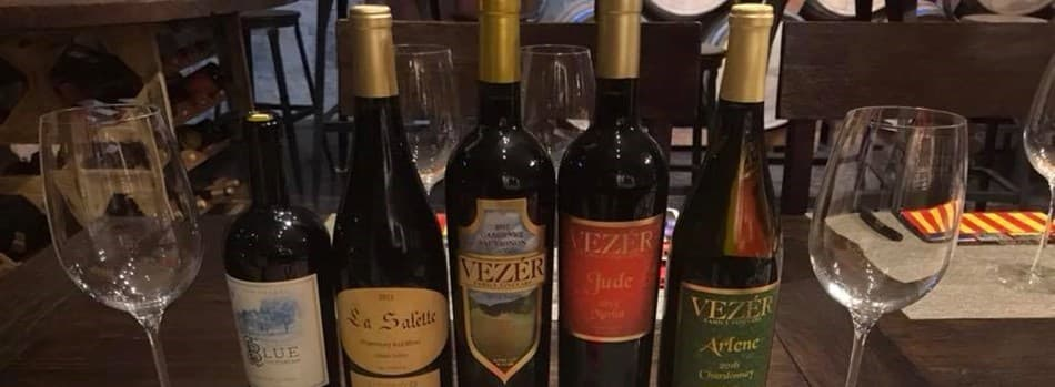 Purchase Tickets to Private Legacy Tasting at Vezer Family Vineyard on CellarPass
