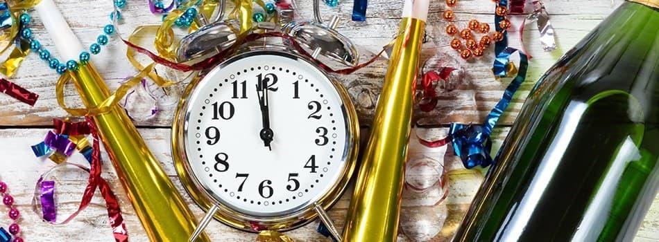 Time Warp New Year's Eve Bash
