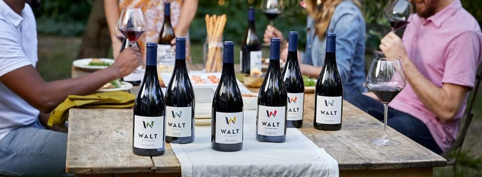 Purchase Tickets to Mile Marker Series: Anderson Valley at Walt Wines on CellarPass