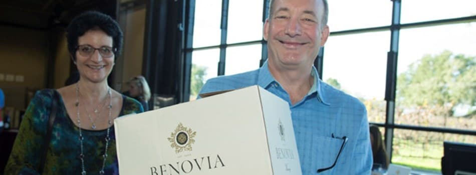 2018 Benovia Fall Release Celebration