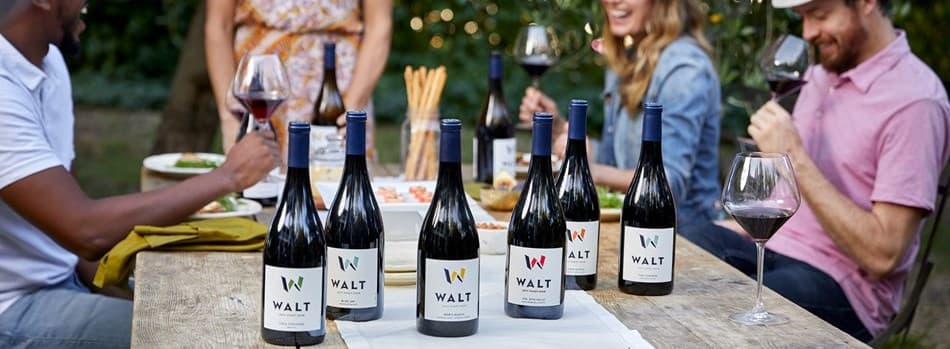Purchase Tickets to Mile Marker Series: Sonoma Coast & Carneros at Walt Wines on CellarPass
