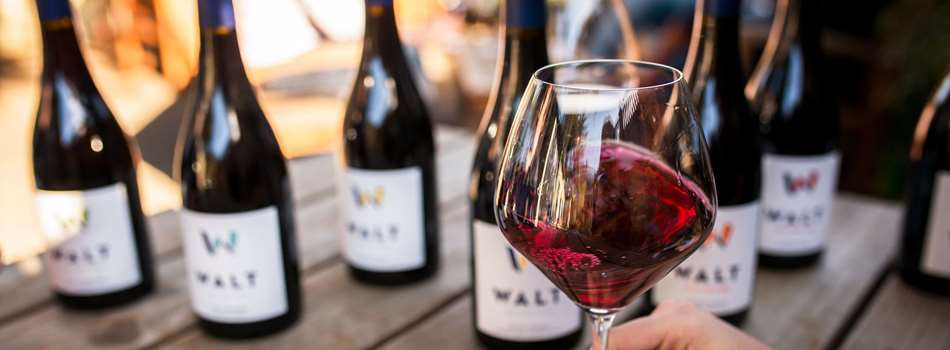 Purchase Tickets to Mile Marker Series: The Santa Lucia Highlands at Walt Wines on CellarPass