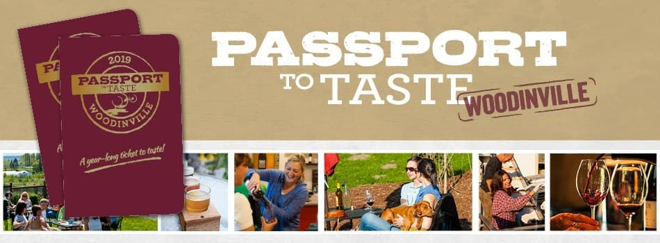 Purchase Tickets to 2019 Passport to Taste Woodinville at Woodinville Wine Country on CellarPass