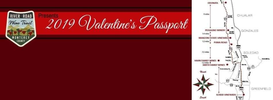Purchase Tickets to 2019 Valentine's Passport at River Road Wine Trail Association on CellarPass