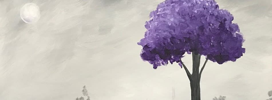 Purchase Tickets to Wine & Canvas @ Blue Victorian at Vezer Family Vineyard on CellarPass
