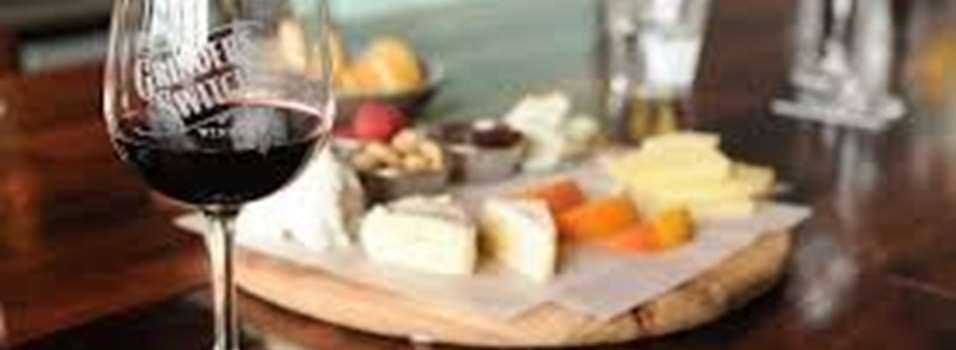 Purchase Tickets to Valentine's Day Wine & Cheese Pairing with Tank Room Tour at Grinder's Switch Winery on CellarPass