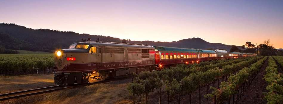Purchase Tickets to GRAND Opening Wine Train Dinner Celebration at GEN 7 Wines on CellarPass