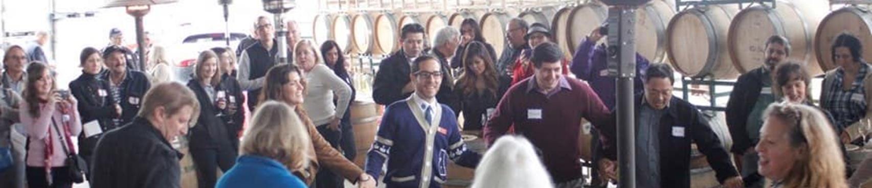 14th Annual Hanukkah Hootenanny at Judd's Hill Winery