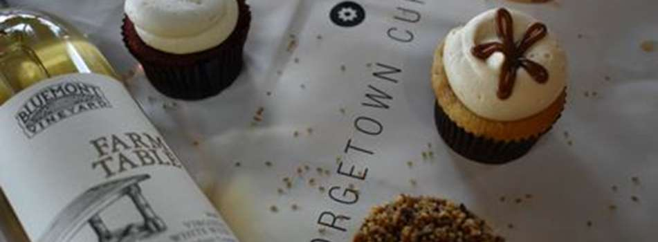 Purchase Tickets to Corks & Cupcakes at Bluemont Vineyard on CellarPass