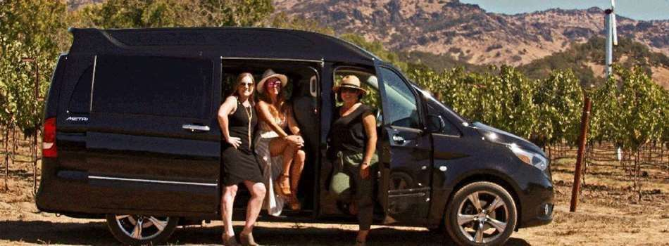 Purchase Tickets to Luxury Wine Tasting Adventure at Rose Wine Tours on CellarPass