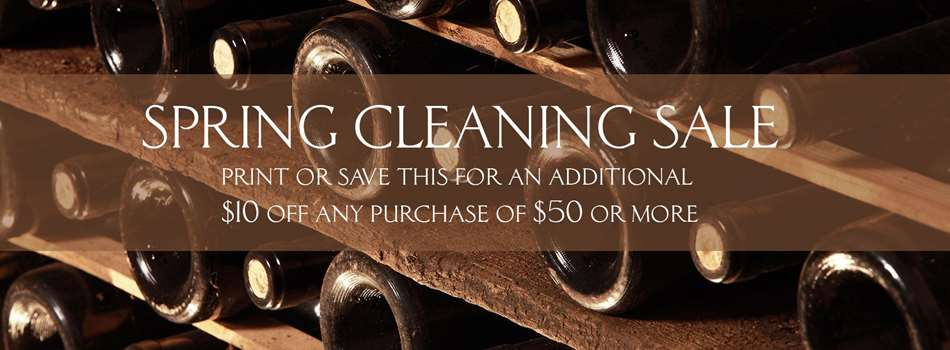 Purchase Tickets to Spring Cleaning Friends & Family Sale at Raymond Vineyards on CellarPass