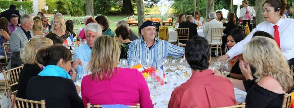 Purchase Tickets to Summer Solstice Dinner in the Sycamore Grove at Raymond Vineyards on CellarPass