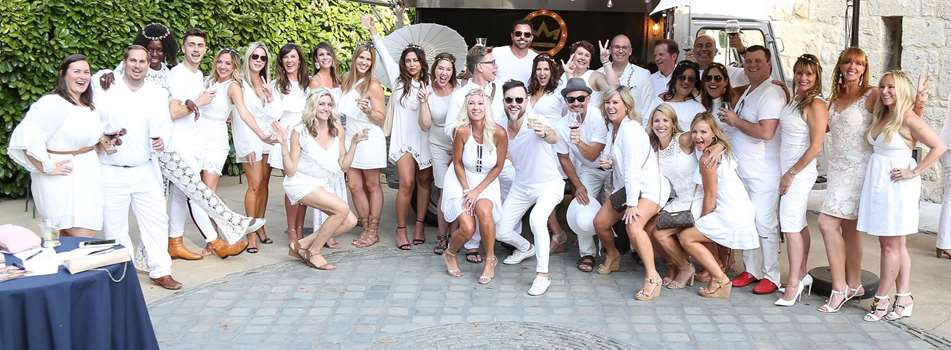 Purchase Tickets to JCB White Party - Members Exclusive at Raymond Vineyards on CellarPass