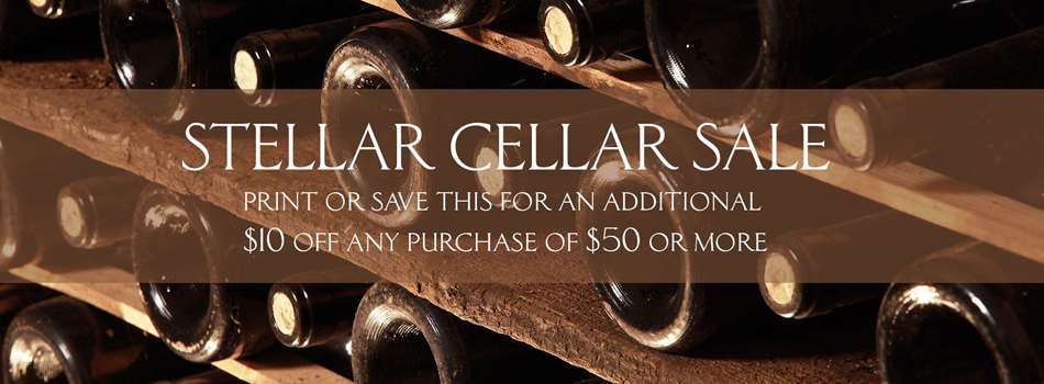 Purchase Tickets to Stellar Cellar Friends & Family Sale at Raymond Vineyards on CellarPass