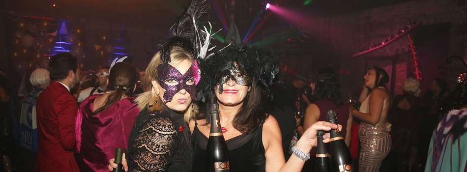 Purchase Tickets to Harvest Masquerade Ball at Buena Vista Winery on CellarPass