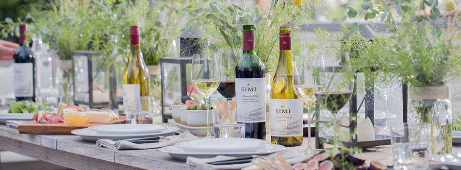 Purchase Tickets to Sonoma Summer Soiree at Simi Winery on CellarPass