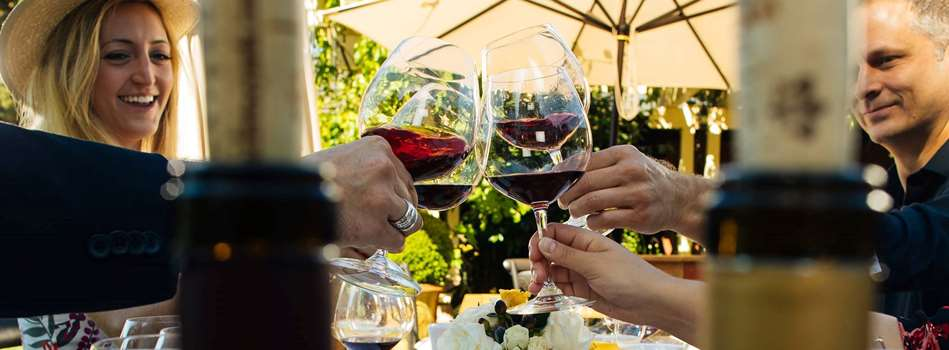 Purchase Tickets to Bastille Day Dinner at DeLoach Vineyards on CellarPass