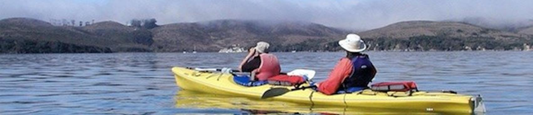 Purchase Tickets to Kayaking and wine on Tamales Bay at Halleck Vineyard on CellarPass