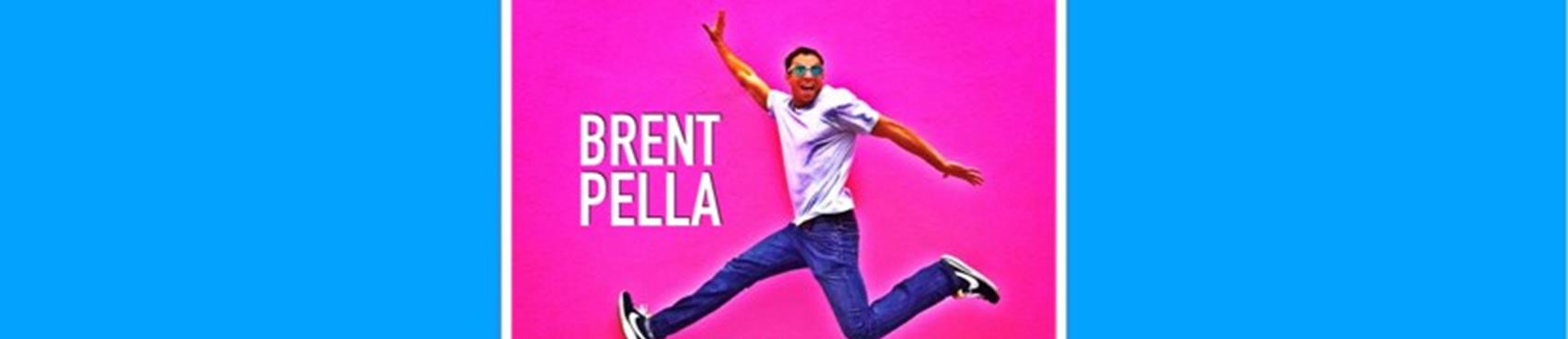 Purchase Tickets to Comedian Brent Pella at The Laugh Cellar on CellarPass