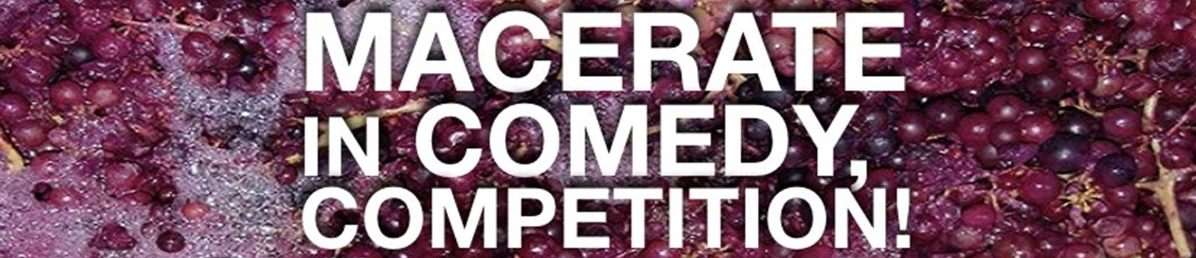 Purchase Tickets to Macerate in Comedy Competition! at The Laugh Cellar on CellarPass
