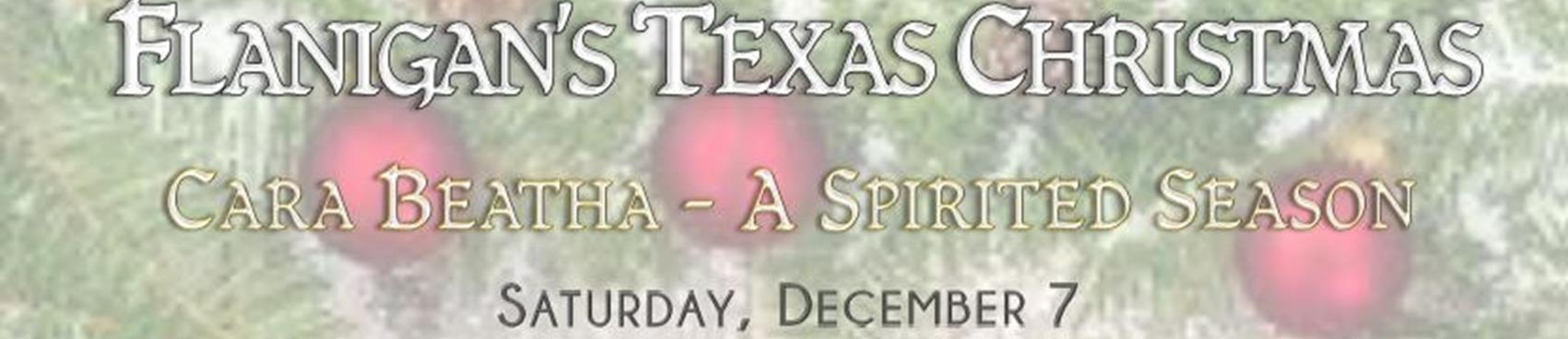 Purchase Tickets to Flanigan's Texas Christmas at Flanigan's Distillery & Winery on CellarPass