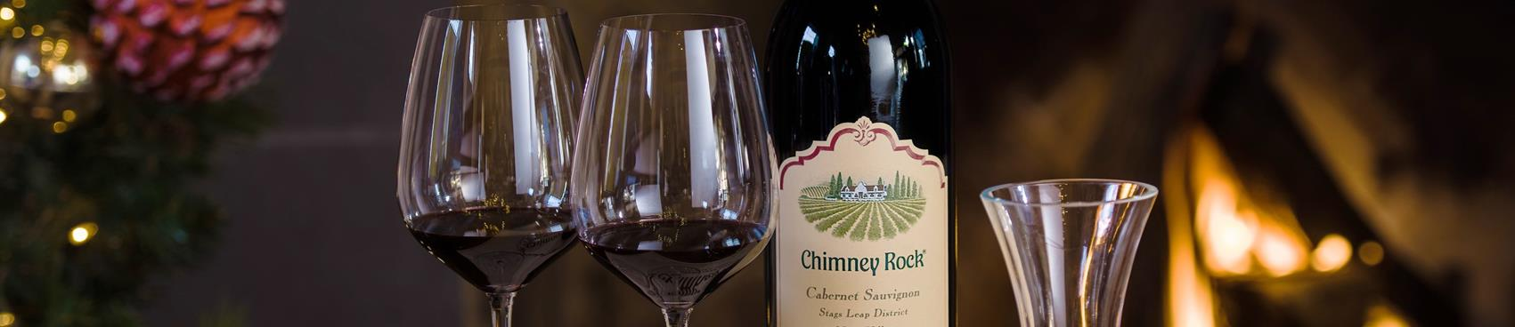 Purchase Tickets to Holiday Open House at Chimney Rock Winery on CellarPass