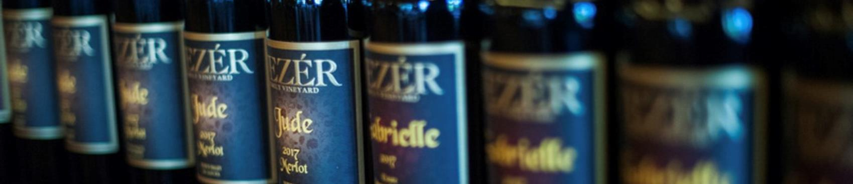 Purchase Tickets to Chieftain Gala Wine Tasting at Vezer Family Vineyard on CellarPass