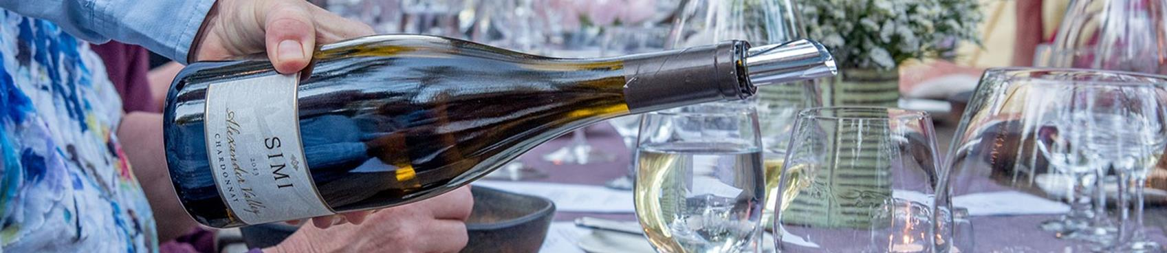 Vino e Cibo Anno Settimo - Celebration Of Spring-Wine Maker Dinner 2020
