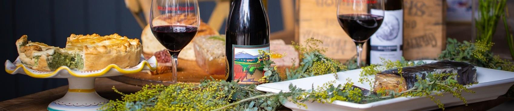 Purchase Tickets to December Wine Club Release Open House at Mellowood Vineyard on CellarPass