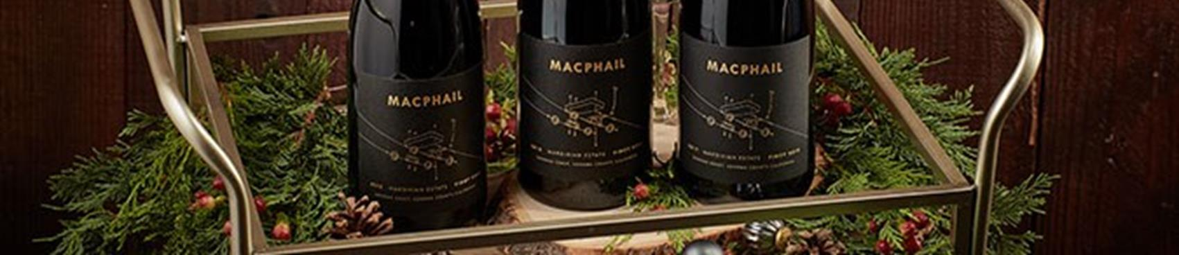 Purchase Tickets to Holiday Open House at MacPhail Wines on CellarPass